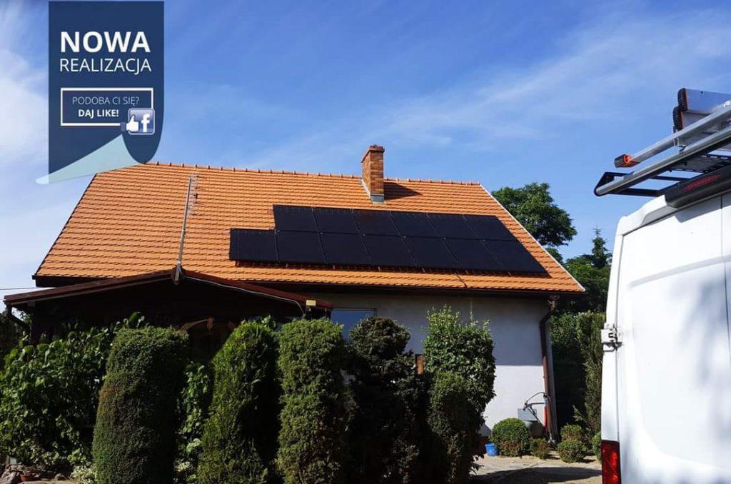 Instalacja fotowoltaiczna 3,9kW w Krotoszynie